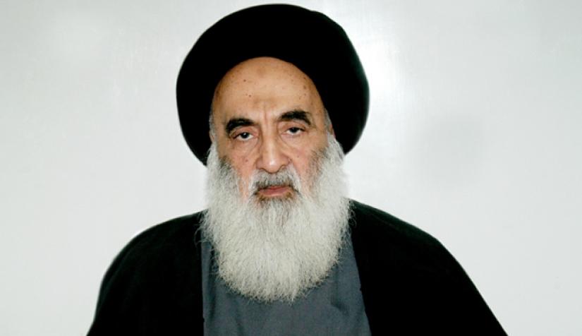 مرجع السيستاني إيراني الأصل والمولد والنسب