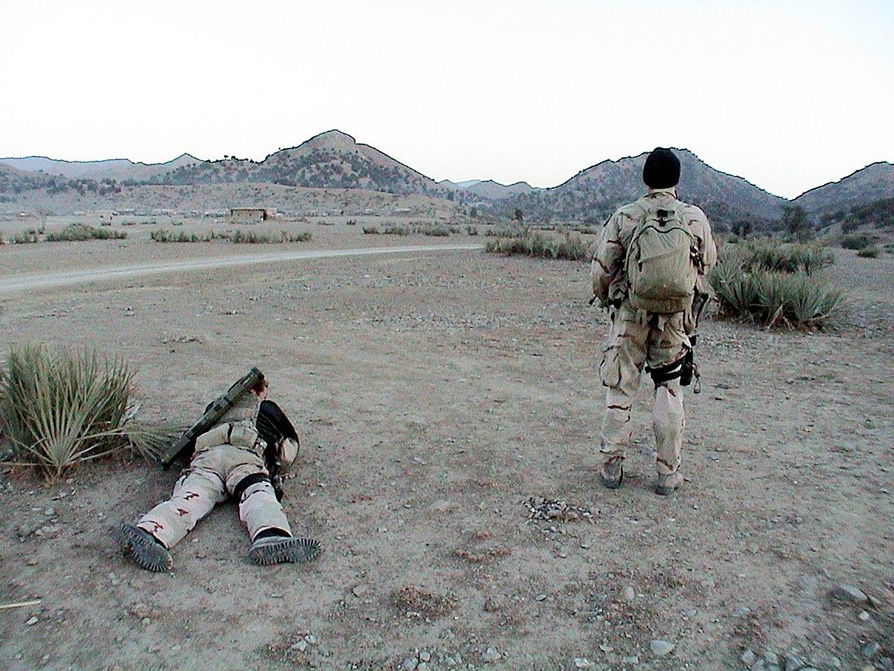 تشكلت في الفرقة الثامنة العراقية وحدة العقارب للاستطلاع خلف خطوط العدو