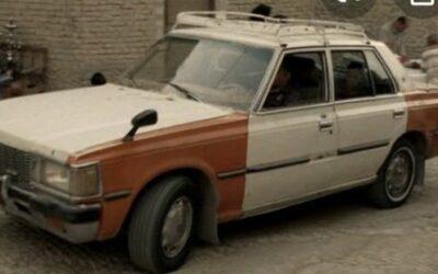سائق سيارة الأجرة الجبار المتكبر!